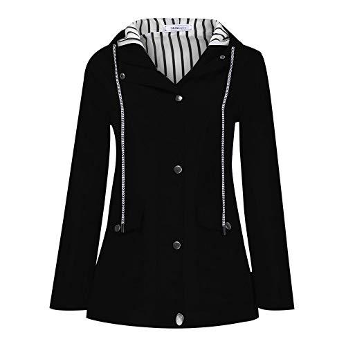 KUKICAT Jacke Pullover Damen wasserdicht Sonnencreme Outdoor Sportswear Jacke Mantel