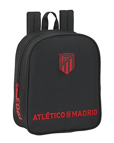 safta Mochila Infantil de Atlético de Madrid Corporativa, 220x100x270 mm