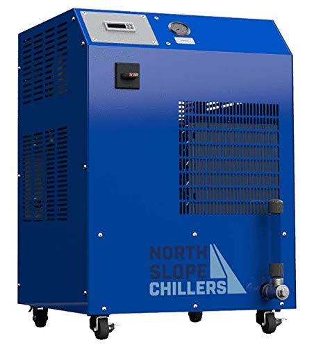 Review Of North Slope Chillers NSC0500-110/1 Freeze 1/2-Ton Industrial Chiller, 6,000 BTU's/hr, Idea...