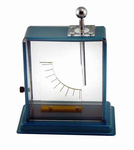 GSC International Recommendation Max 70% OFF 4-50113 Electroscope Foil Gold Case