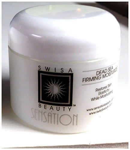 2oz Swisa Beauty Anti Aging Face Firming Moisturizer by swisa sensation from the dead sea