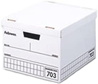 Fellowesフェローズ バンカーズボックス703 3個セット ブラック 42113