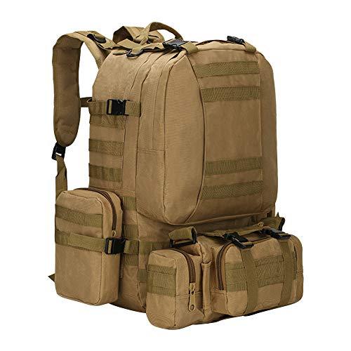 Männer Reisen Rucksack Große Kapazität Im Freien Bergsteiger Tasche Camouflage, Rucksack Special Edition Backpack, Wandern Reise Tactical Rucksack