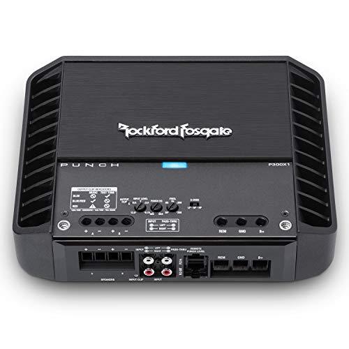 Powerbass Asa3-400.1 400W Mono Block Amplifier ASA3400.1
