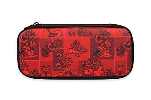 Case de rangement et de protection pour Nintendo Switch - Mario