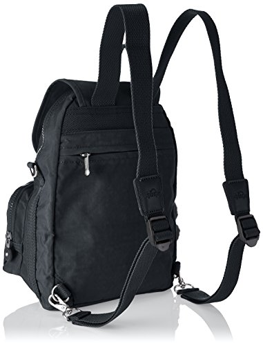 Kipling Firefly Up, Women's Backpack, Blue (True Navy), 14x22x31 cm (B x H T)