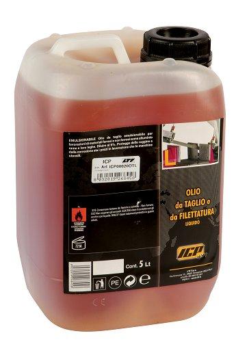 ICP Olio Da Taglio E Filettatura Liquido
