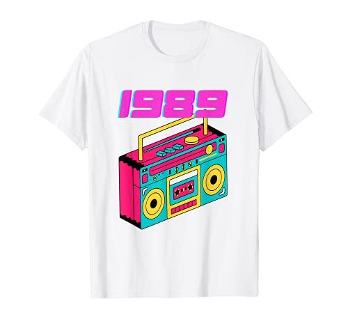 80s Vibes Vaporwave Diseño Estético Amante 90s Anime Vibe Camiseta