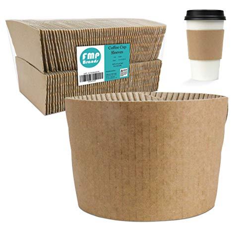 10 oz coffee cup sleeve - 4