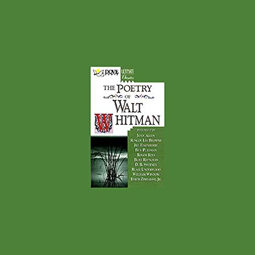 The Poetry of Walt Whitman cover art
