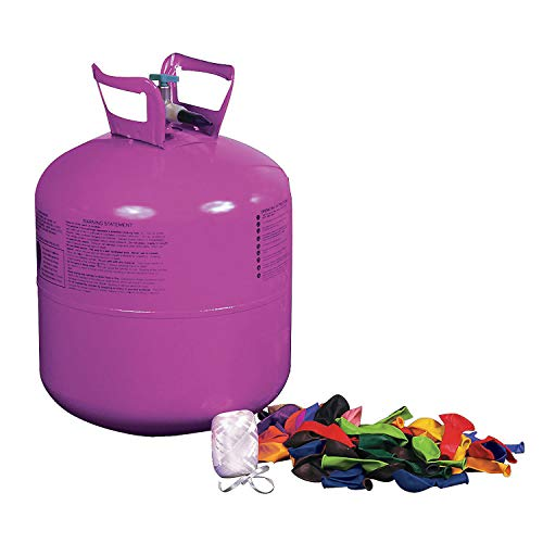 MKT HELIUM TANK PARTY KIT - Party Decor - 1 Piece
