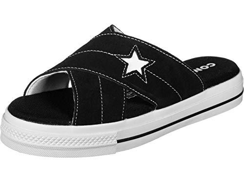 Converse Women's One Star Suede Slip Sandal