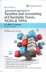Taxation and Accounting of Charitable Trusts, NGO's and NPO's