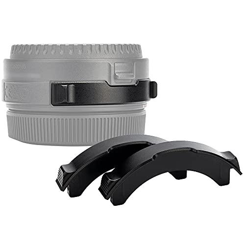 JJC Adaptador de montaje de lente Protector de tapa para Canon Drop-in Adaptador de montaje de filtro EF-EOS R con filtro de inserción (filtro de punto variable/filtro polarizador circular C-PL)