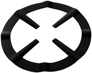 Plata Hemoton Wok Ring Soporte de Estufa Antideslizante Soporte de Olla Moka Soporte de Cafetera para Placa de Gas