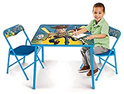 Best Toddler( 3-6 Years)Steel Table and Chairs set under $50