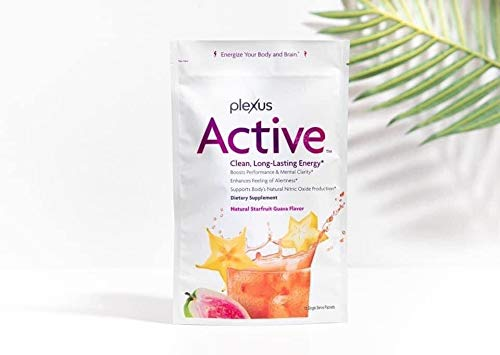 Plexus Active, Clean Long Lasting, Energy, Mental Focus, Mental Clarity, Sports Nutrition Endurance & Energy Products, Energy Drinks, Workout, Weight Lifting