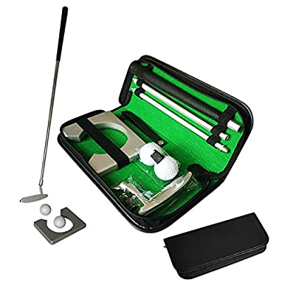 Indoor Golf Putter Set