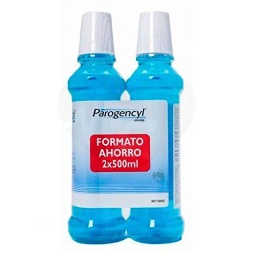 Parogencyl control colutorio 2x500 ml