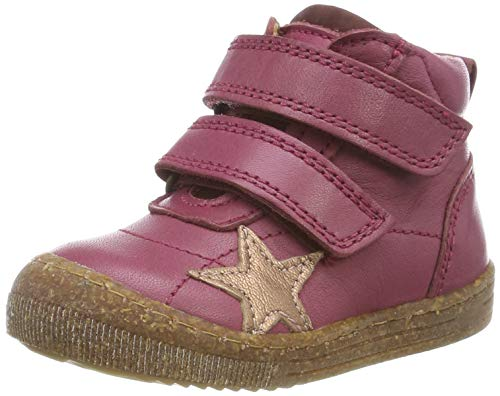 Bisgaard Mädchen Jamie Hohe Sneaker, Pink (Pink 4002), 35 EU