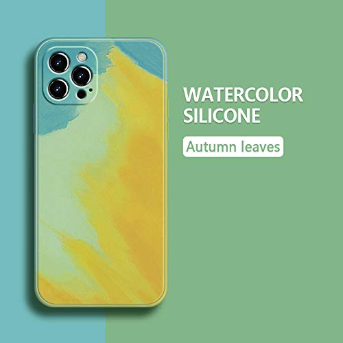 Carcasa cuadrada para iPhone 11 12 Pro Max Mini XS XR X 7 8 Plus SE 2020 de lujo original de silicona suave para iPhone 11 Pro Max