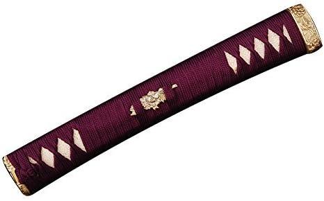 Japanese Samurai Sword Katana Tsuka Fuchi Brass M Kashira 激安格安割引情報満載 お気に入り 10.2''