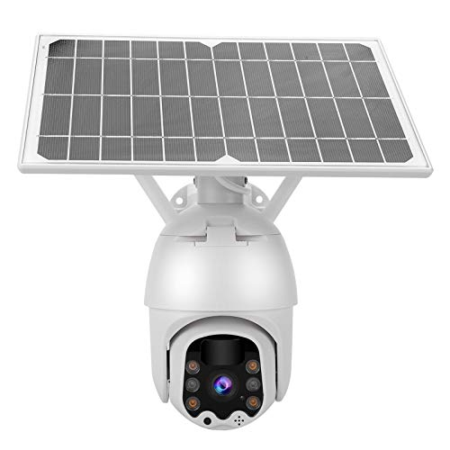 Tomanbery Domo inalámbrico de WiFi de la Tarjeta del TF de la cámara de visión Nocturna PTZ para el Sistema de Monitor de Seguridad al Aire Libre