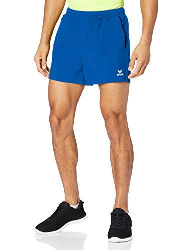Erima Herren Tischtennis Shorts, New royal/Schwarz, XL