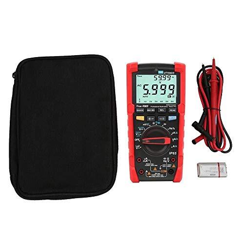 KEKEYANG Medidas UT195DS IP65 a prueba de agua portátil verdadera Industrial RMS metro del multímetro digital DC AC Multímetro digital