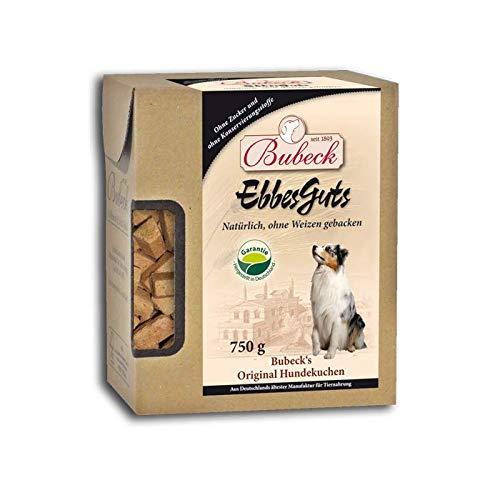 seit 1893 Bubeck Hundeleckerli mit Pute und Honig | natürlich weizenfrei | 750g Hundekuchen | ohne Zucker & ohne Konservierungsstoffe | gebacken im Steinofen