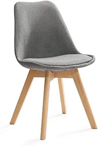 Silla Sofá de madera maciza Taburete mesa de comedor en casa multi-ángulo de la mesa ajustable y Bancos Sillas de barra sin rebabas apariencia pueden ser colocados al aire libre silla de oficina