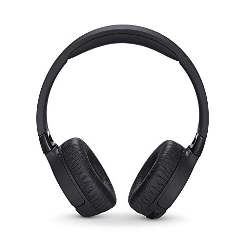 JBL T600BTNC Noise Cancelling, On-Ear, Wireless Bluetooth Headphone, Black, One Size
