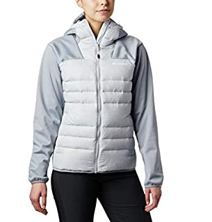 Columbia Women's Centennial Creek Down Hybrid Jacket, Cirrus Grey, Tradewinds Grey ,Medium (B07JC2HJ5N) | Amazon price tracker / tracking, Amazon price history charts, Amazon price watches, Amazon price drop alerts