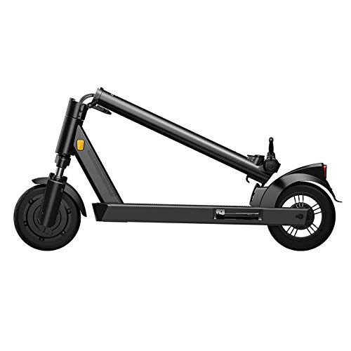 OKAI Electric Scooter ES200 For Adults and Kids 350W Kick E-Scooter With Powerful Long-Life Scooter Battery & Motor (Black)
