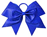 HipGirl Teens Women 7' Jumbo Sparkly Cheer Bows...