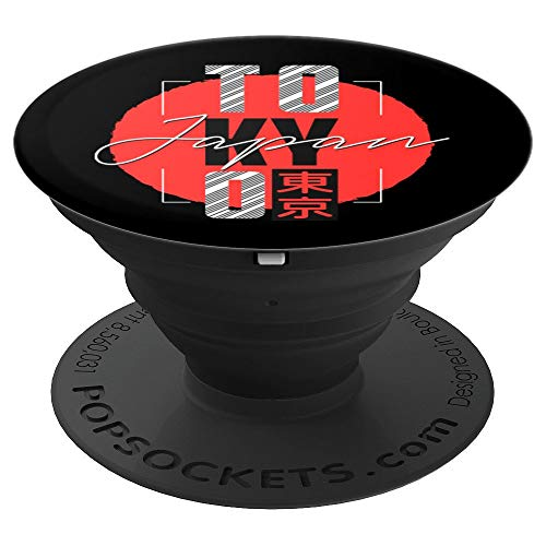 Tokyo Japan PopSockets Grip and Stand for Phones and Tablets