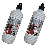 Moritz 2 Liter Bio Ethanol ></noscript> 95% - 96,6% Premium für Ethanolkamine Gelkamine Bambusfackeln Rückstands lose Verbrennung aus nachwachsenden Rohstoffen