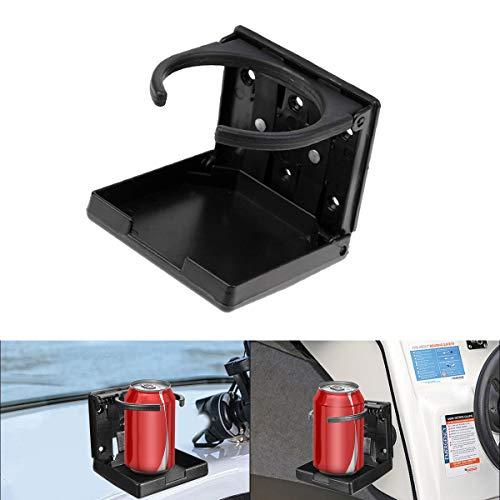 GoFORJUMP Opvouwbare nylon bekerhouder voor marine boot/jacht/auto/vrachtwagen, opvouwbaar, lichtgewicht, sterk en duurzaam en praktisch