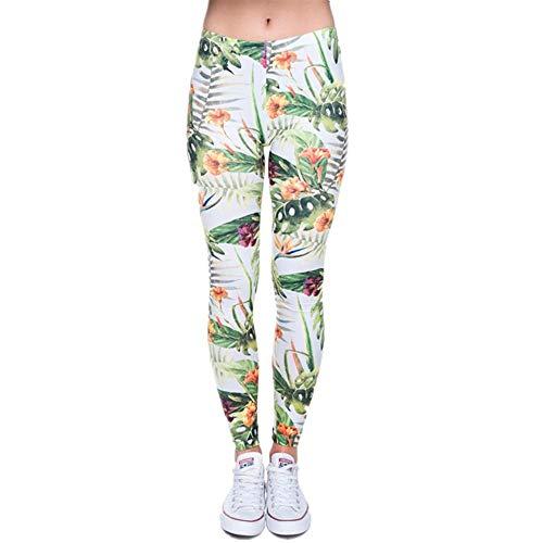 Leggings Womens 3D Printing Slim Legging Women Casual Home Leggings Woman Pants Fashion Camo