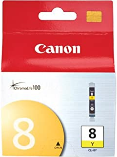 Canon CLI-8 Yellow Ink Tank Compatible to Pro9000 and Pro9000 Mark II