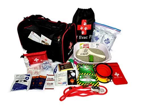 Pet Evac Pak, LLC Premium Cat Emergency Survival Kit with...