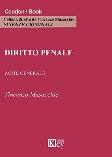 Diritto Penale: Parte generale