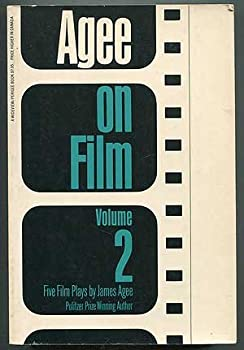 Agee On Film Vol 2: Five Film Plays by James Agee 0399508716 Book Cover