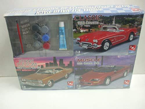1//25 scale kit RC2 Brands Inc SG/_B0006FUCGG/_US AMT Batman Batskiboat