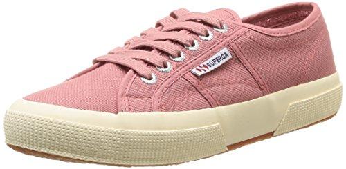 Superga Unisex-Erwachsene Classic Sneaker Low-Top 2750 Cotu Classic, Rosa (Dusty Rose), 36 (Herstellergröße: 3.5)