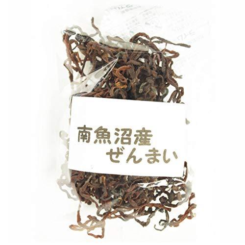 井上農園 新潟県南魚沼産天然乾燥ぜんまい30g×2袋