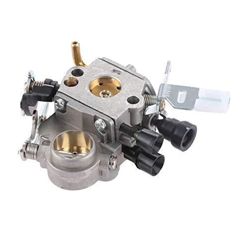 TopHomer Carburador de repuesto para MS181/MS171/MS201/MS211