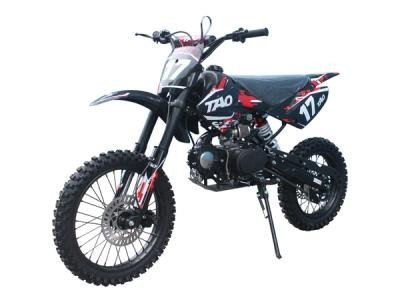 Taotao DB17 125cc Dirt Bike for Kids Cheap Dirt Bikes for Sale Red