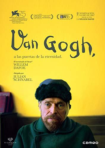 Van Gogh, A Las Puertas De La Eternidad [DVD]