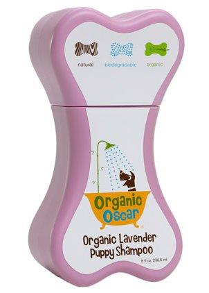 OrganicOscarオーガニックオスカー犬用ラベンダーパピーシャンプー237ml